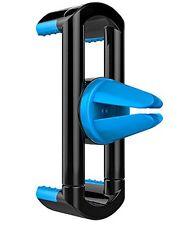 Support voiture universel compact pour iPhone SE ( Noir Bleu)