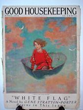 Vintage 1906 Feb Good Housekeeping Magazine Advertisements Antique 90 1900-09 Advertising