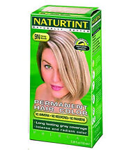 Naturtint Permanent Hair Colourant Honey Blonde 9n 165ml