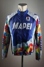 Mapei Team sportful vintage jersey Rad Jacke Gr. M Bike cycling Shirt R2