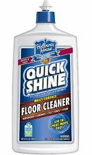 1 Holloway House Quick Shine MULTI SURFACE FLOOR CLEANER Laminate Tile  27 oz