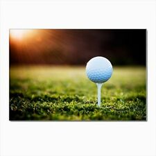 Golf Postcards (Pack of 10) - Brand New