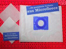 15 Staubbeutel+4 Filter geeignet für Progress PC 4206, PC 4208, PC 4260, PC 4275