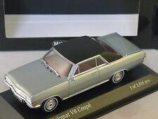 MINICHAMPS 400048020 - OPEL DIPLOMAT V8 COUPE - 1965 argent 1/43