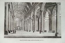 Genova Italia Italia annunciader Chiesa età chiave RAME 1835