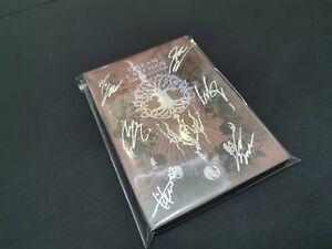 DreamCatcher All member Signed Dystopia Single 1st Album, RARE