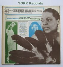 BESSIE SMITH - The Bessie Smith Story Vol 1 - Excellent Con LP Record CBS 62377