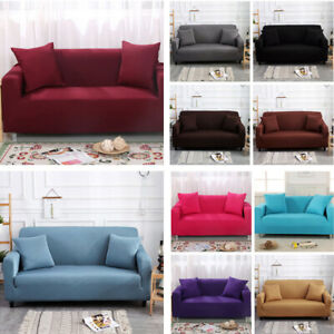 52 Pattern Seater Stretch Chair Sofa Cover Couch Cover Elastic Slipcover Protect