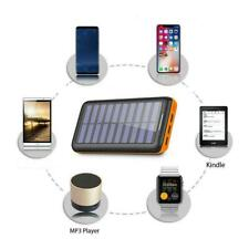 Solar Charger 24000mAh Portable Charger PLOCHY Solar Power Bank Phone Charger Au