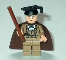 HARRY POTTER #40 Lego Professor Horace Slughorn w/wand  NEW Genuine Lego parts