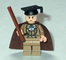 HARRY POTTER #40 Lego Professor Horace Slughorn w/wand  NEW Genuine Lego parts