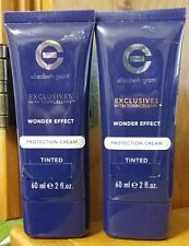 2 (TWO) ELIZABETH GRANT WONDER EFFECT Day Cream Tinted SPF 15 60ml