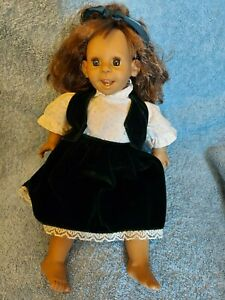 EXPRESSION DOLL TANNED COLOUR SPAIN.