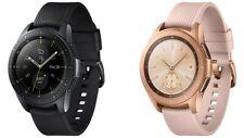 Smartwatch Samsung, Galaxy Watch 42mm Rose Gold o nero/black black R810