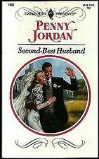 Second - Best Husband (Harlequin Presents No. 1552) by Jordan, Penny
