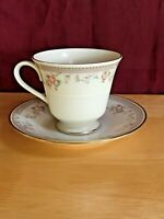 LENOX Medford Cup and Saucer Set