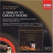 """CD x 2 EMI 7243 5 67990 2 8 Homage """"A Tribute To Gerald Moore"""" Jacqueline du Pré"""