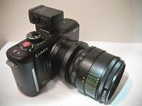 58mm Lens Helios-44-2 f/2  for M 42 full frame Zenitar USA Warranty