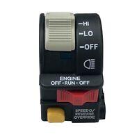 Handlebar Headlight Hi/Lo Beam Light/Kill/Stop Switch for Polaris 4011385 USA