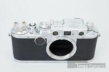 Leica IIf II f  35mm Rangefinder Film Camera