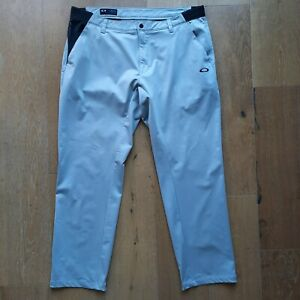 Oakley Men's Truth Activewear Golf Pant Slack Stretch Walking Hiking Men's 38x32