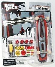 TECH DECK LONGBOARD Fingerboard SKATEBOARD G&S GORDON & SMITH w STICKERS D NEW