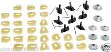 1968~1972 Chevy Chevelle El Camino Body Side Molding Clips 44 PCS Dynacorn