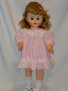 "23"" Vintage Unmarked Vinyl Doll"