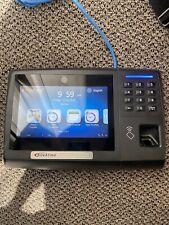Novatime Nt7000 Ii Time Clock Biometric Wifi Poe Ultimate Software Ulti Pro