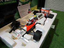F1 McLAREN HONDA MP4/5 #1 SENNA 1989 1/18 MINICHAMPS 540891801 macchina