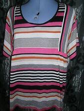 H&M Women's Striped Casual Tops & Shirts