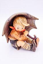 Vintage Hummel Goebel Porcelain Figurine 152/0 A Umbrella Boy Tmk 4