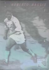 Upper Deck de EE. UU. Copa del Mundo 94 Vista previa Holograma Roberto Baggio Italia