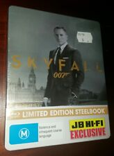 *New/Sealed* Skyfall 007 (Limited Edition Blu Ray Steelbook) JB Hifi Exclusive!