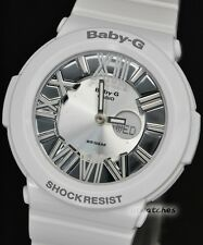 CASIO BABY-G LADIES DIGITAL WATCH BGA-160-7B1 FREE EXPRESS WHITE BGA-160-7B1DR