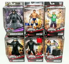 WWE Decade Of Domination Complete Set Of 5 + 30th Anniversary Undertaker LOT