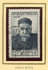 TIMBRE FRANCE OBLITERE CELEBRITE N° 993 DOCTEUR EMILE ROUX