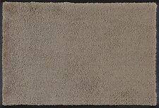 wash+dry Fußmatte Original Taupe 50 x 75 cm waschbare Fußmatte