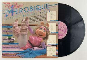 Muppets Miss Piggy's Aerobique Exercise Workout Album 1982 Warner Bros Excellent