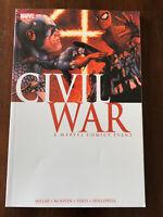 Civil War A Marvel Comics Event (2007, Paperback, TPB) Iron Man Captain America