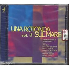 Una rotonda sul mare vol. 4 - PETTENATI PATTY PRAVO MICHELE LAUZI - CD SEALED