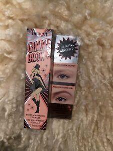 Benefit Cosmetics Gimme Brow+ Tinted Volumizing Eyebrow Gel 2 Full Size BNIB
