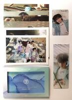 GOT7 KPOP [PRESENT : YOU] Official Present Card Set + Bookmark + Clear Photocard