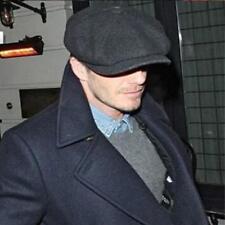 Retro Men Baker Boy Hat Newsboy Fashion Hat Country Golf Sun Flat Beret Cap UK