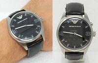 Orologio Armani AR0511 oversize watch anadigit con posizione città locale clock