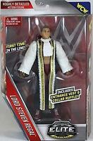 LORD STEVEN REGAL Elite 45 WWE Mattel Brand New Action Figure Toy In Stock - MT