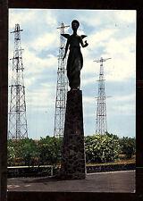 """QSL """"Radio Vaticana"""" 9.615 MHz """"Vatican Radio"""" Vatican City Shortwave DXing 1969"""
