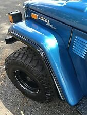 TOYOTA 40 SERIES LANDCRUISER FRONT FLARES