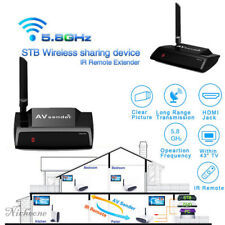 5.8GHz HDMI WIRELESS AV Sender TV Wireless AUDIO VIDEO Transmitter Receiver Hot