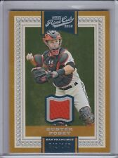 BUSTER POSEY 2016 Prime Cuts Jersey #42/149 #77 (C8021)
